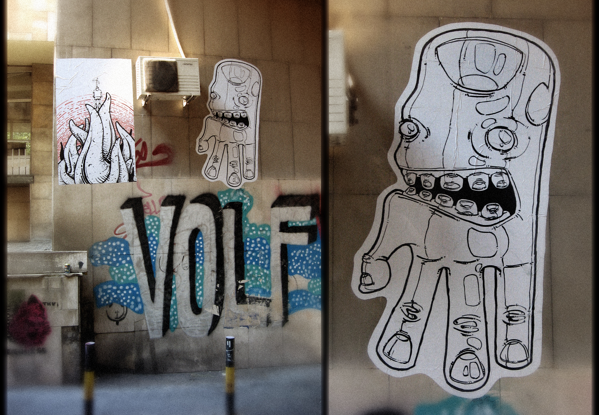 paste up_003 by WladART