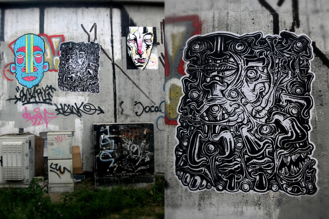 paste up_017 by WladART