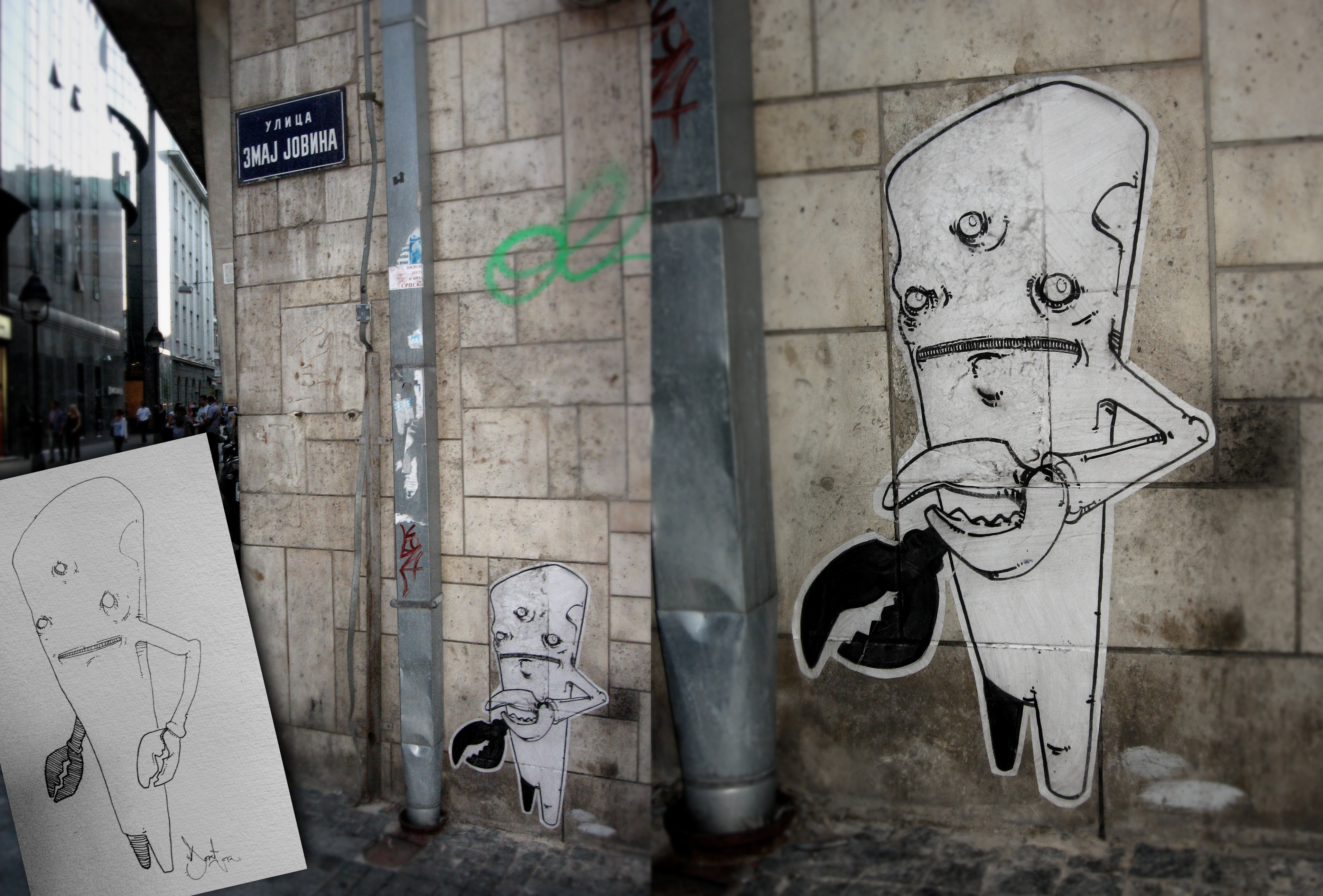 paste up_006 by WladART
