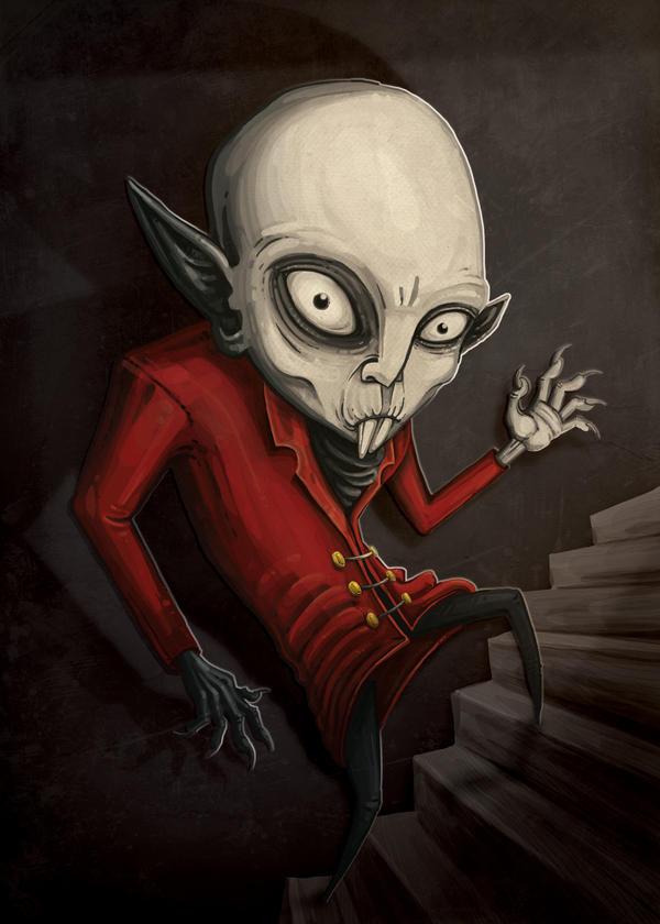 Nosferatu by WladART