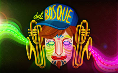 Del Bosque - Wallpaper