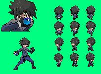 Pokemon Trainer Chrono by Sobata92