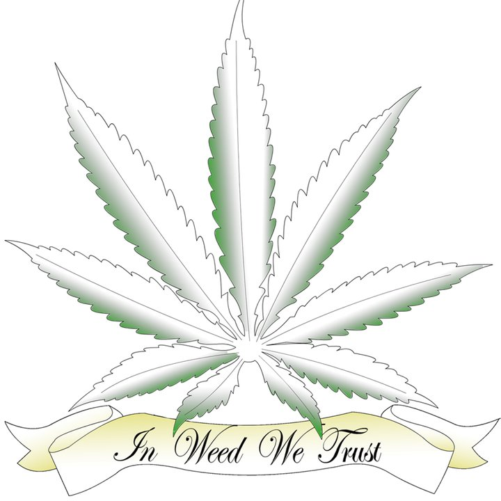 In Weed We Trust by Clown-Syndrome on DeviantArt