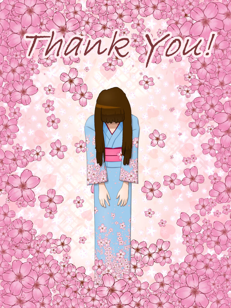 THANK YOU!!! (1 Year Anniversary!) by Endergirl01