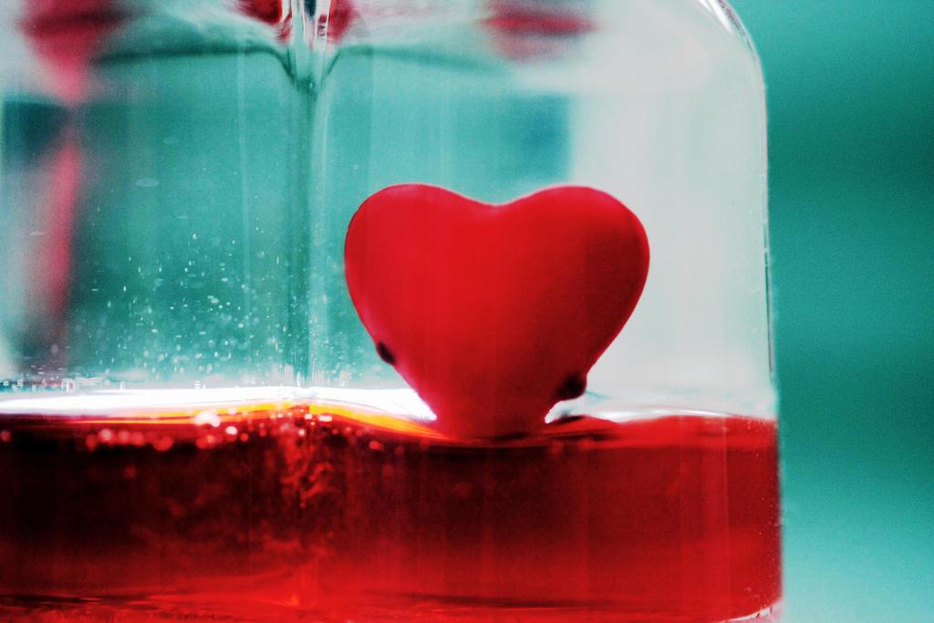Heart. by Pomalujmojswiat