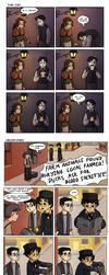 Comic dump 3 by JesnCin