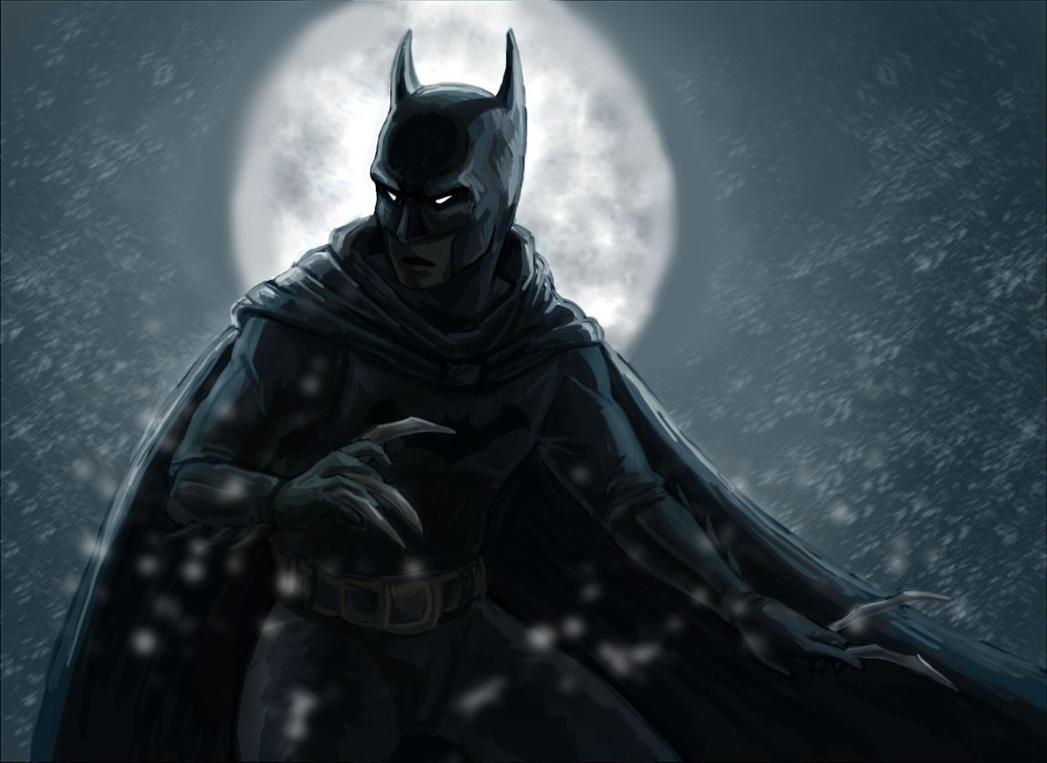 The Batman by JesnCin