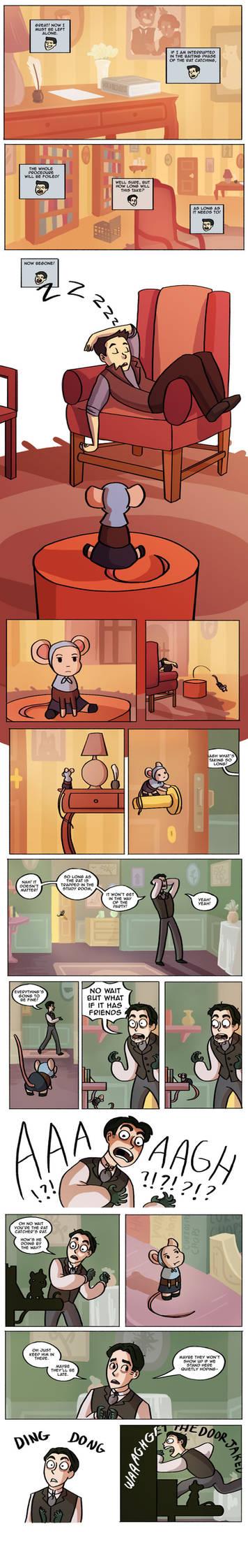Detective Mimi- page 3