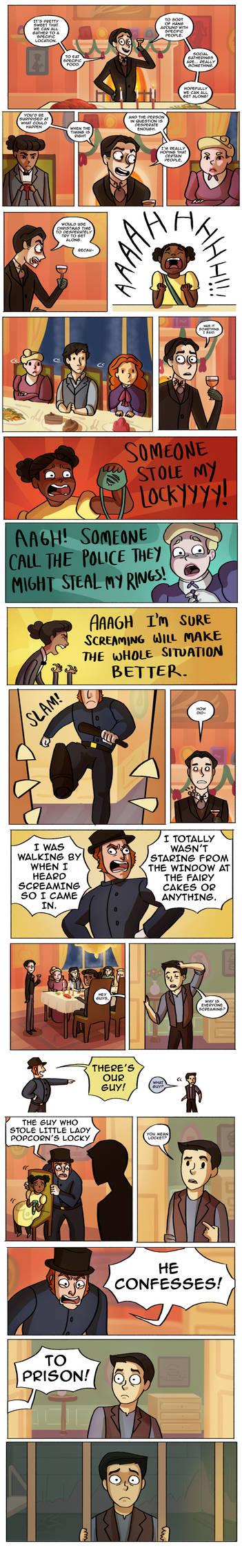 Detective Mimi- page 5