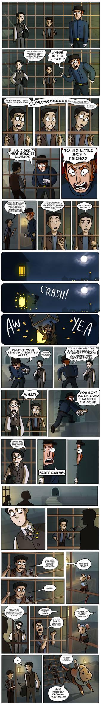 Detective Mimi- page 6