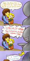 What Flowey Thinks About Frisk