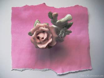 Vintage Rose. by Jane-Rt
