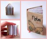 Mini Notebook! by Jane-Rt