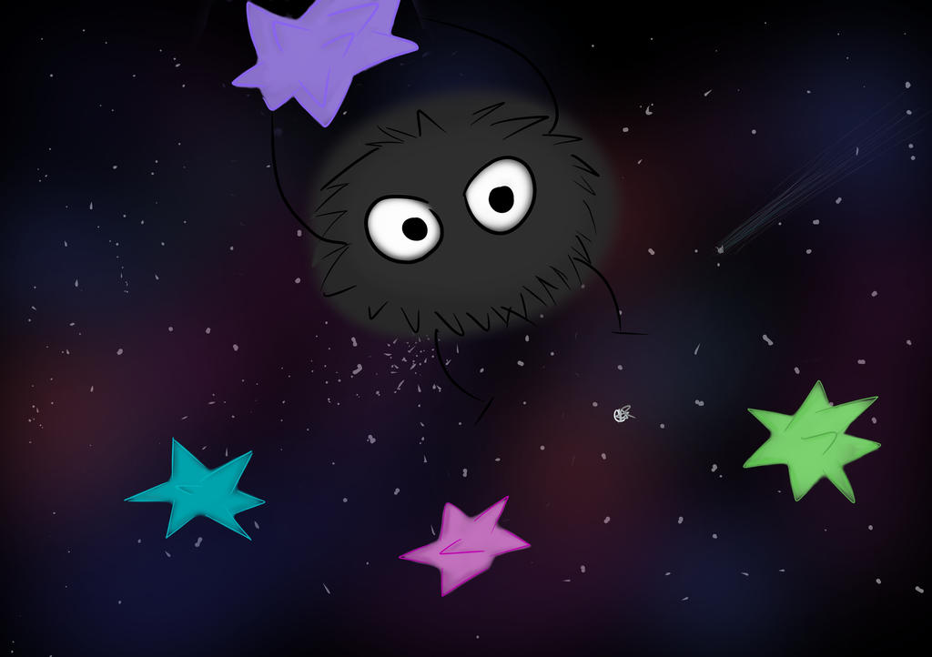 Reach for the Stars... Er l Mean Candy by Alice-KnightShadow
