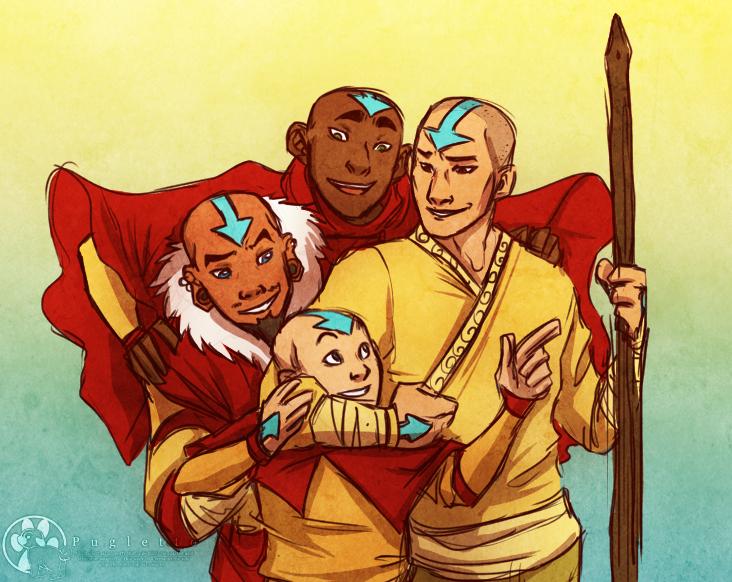 Three Brothers by Pugletz