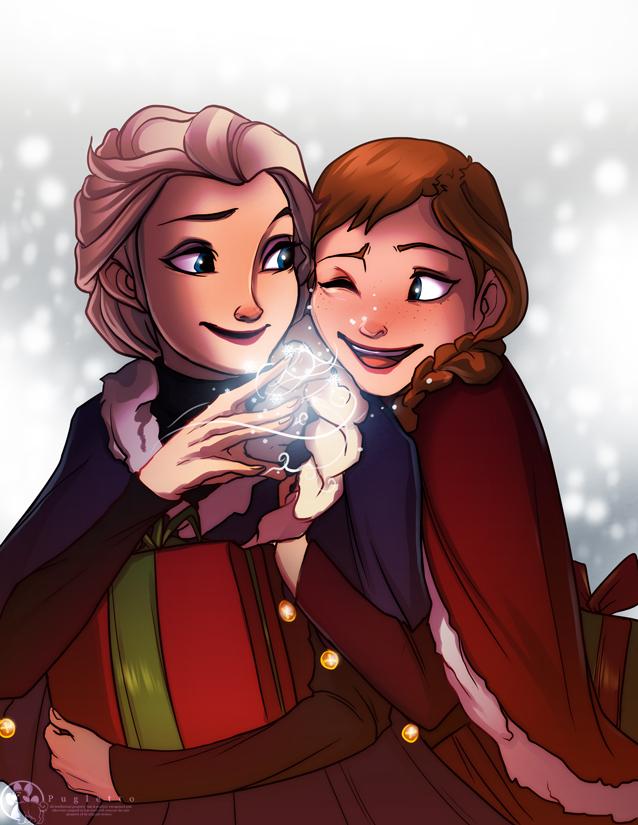 Merry Christmas! by Pugletz
