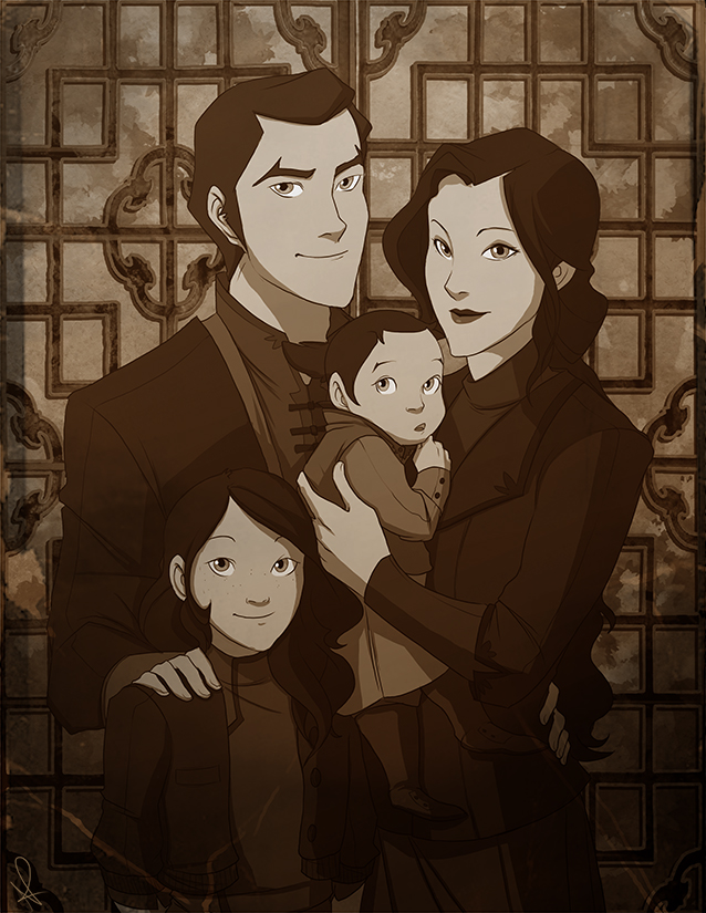Family Portrait by Pugletz