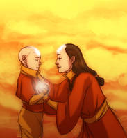 Yangchen's Heart by pugbytes