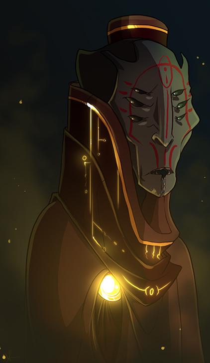 An Alien Noble by Pugletz