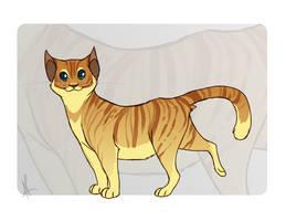 Pet Cat by PugCrumbs