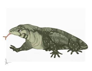 Kaiju by pugbytes