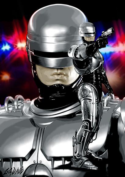 Robocop by GRDavid