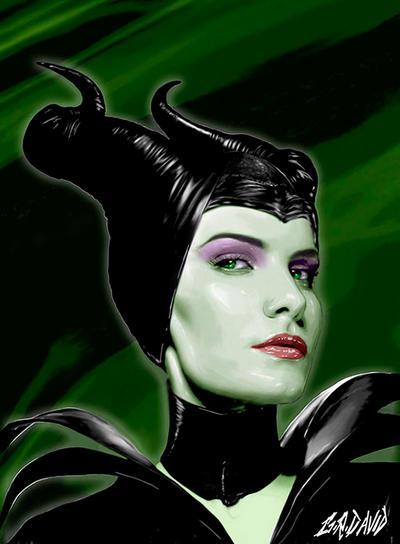 Maleficent by GRDavid