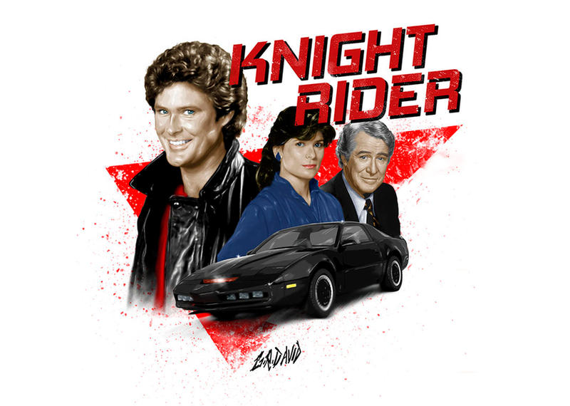 Knight Rider by GRDavid