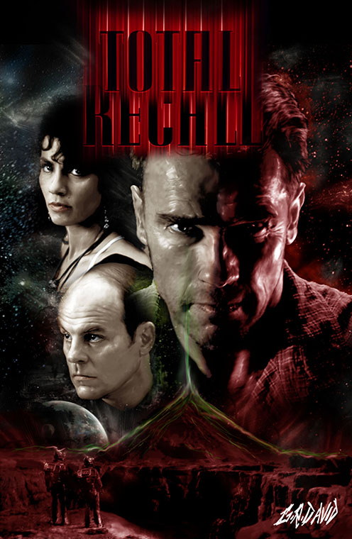 Total Recall Variant by GRDavid