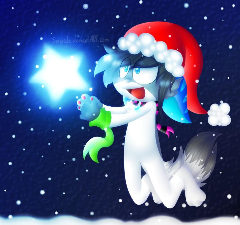 Merry christmas~ by Sweirde