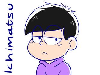 Ichimatsu doodle by sweirde