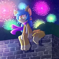 firework gaze