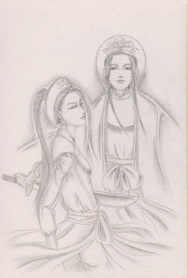 the two trung sisters essay The trung sisters were daughters of a vietnamese lord in the first century, when  vietnam was occupied by the han dynasty listen in and learn.