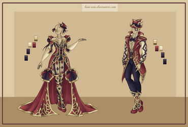 Auction Adoptable Outfit : Full House [OPEN/OPEN] by Lumi-Arts