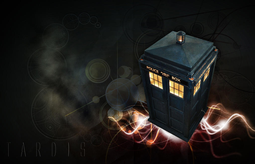 Doctor Who Tardis Wallpaper By Flying Nerd