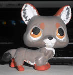 Charles the Darwin's Fox by EdgeofFear