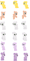 Foal Bases part 2