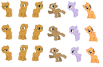 Foal Bases part 4