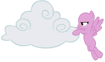 Grumpy Pegasus base by EdgeofFear