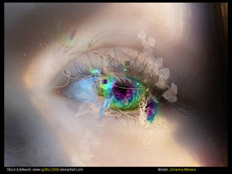 Johanna Malaea Eye by gothic2006