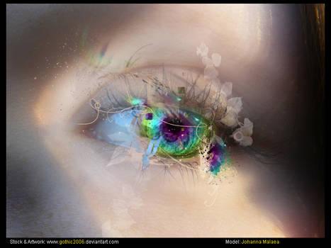 Johanna Malaea Eye