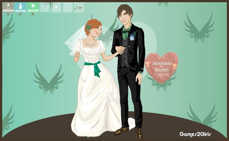Anya and Dimitri's Wedding by ajhistoric2