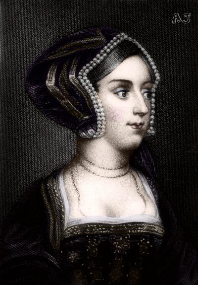 Ambitious Anne Boleyn by ajhistoric2