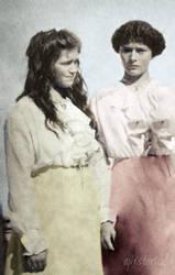 Maria and Tatiana