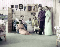 Most Beautiful Family in Russia by ajhistoric2