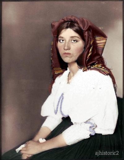 Italian Woman, 1906