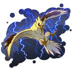 Favorite Electric Type: Zapdos