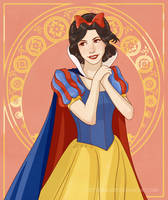 Snow White by HetteMaudit
