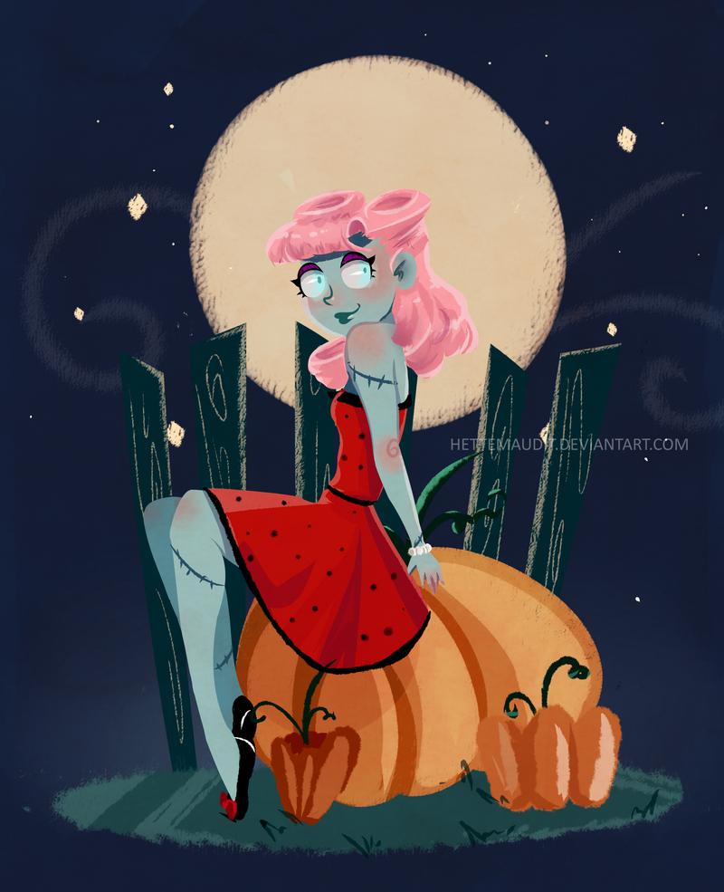 Happy Halloween! by HetteMaudit