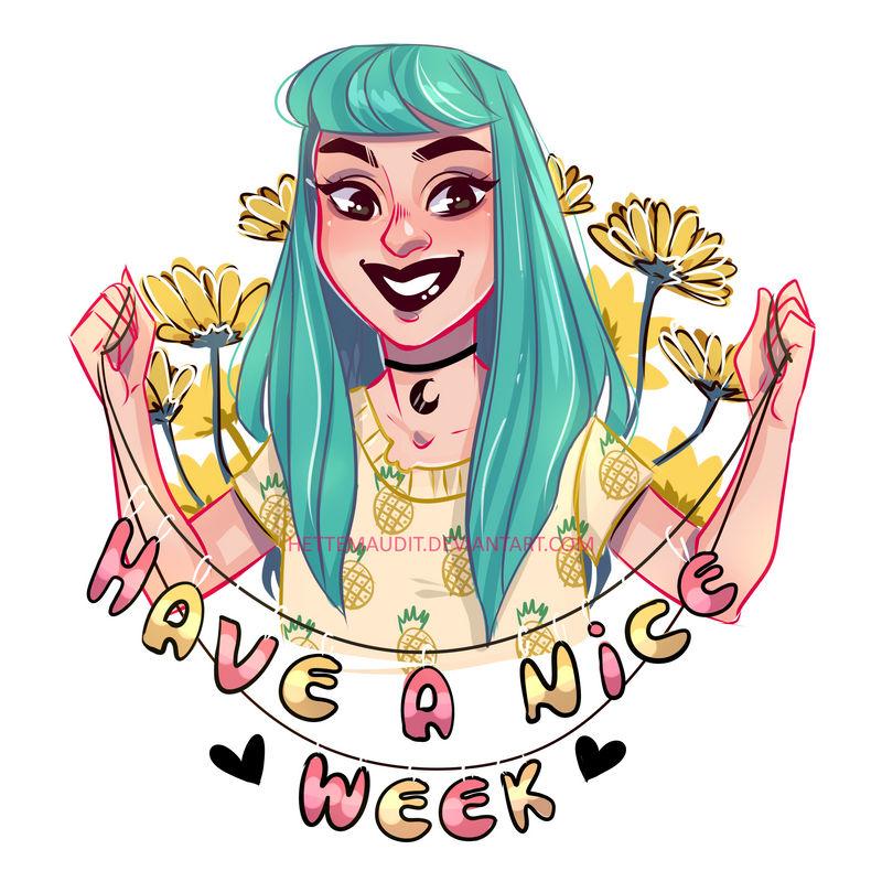 Nice week!
